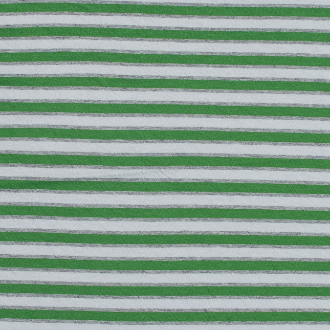 green gray and white striped cotton jersey 318936 11