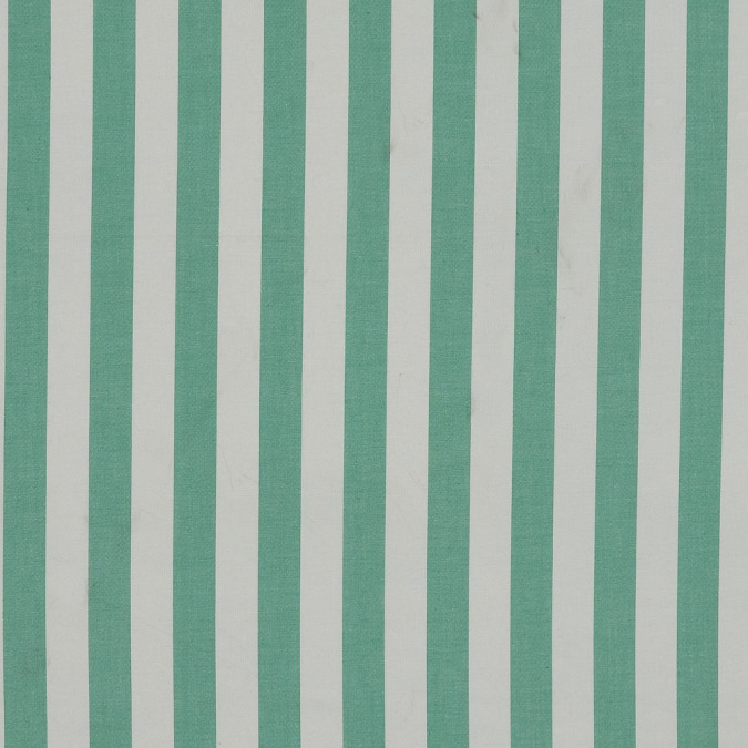 green and cream awning striped cotton woven 318917 11