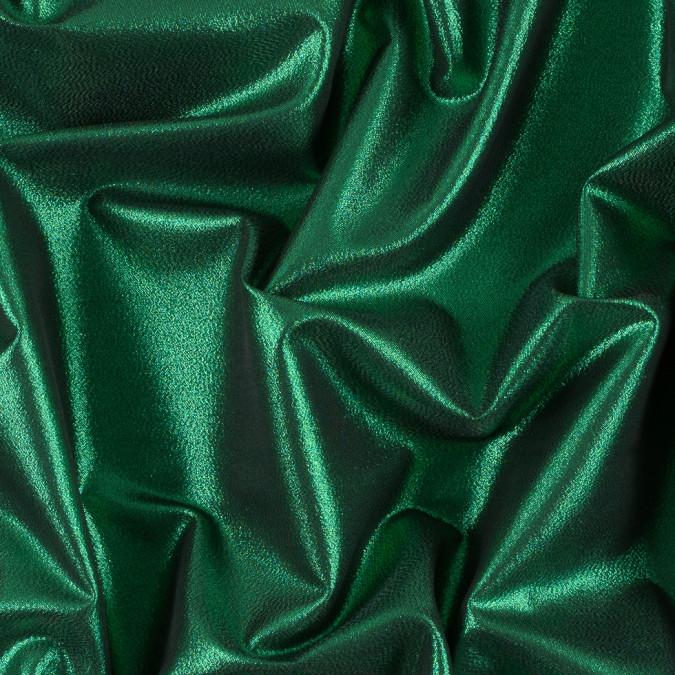 green black metallic polyester lame 311055 11
