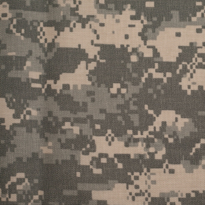 green digital camouflage printed polyester canvas 306298 11