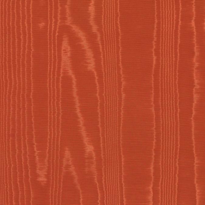 harvest pumpkin polyester moire 312942 11