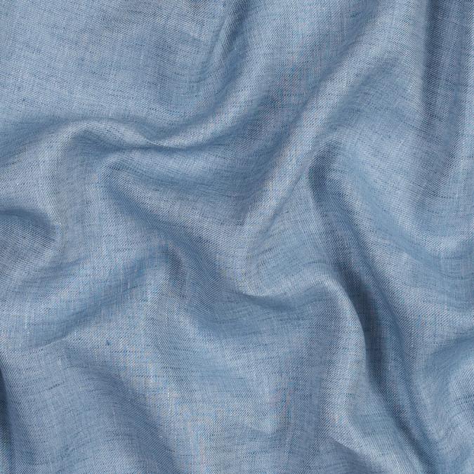 heathered baby blue cotton twill 316835 11