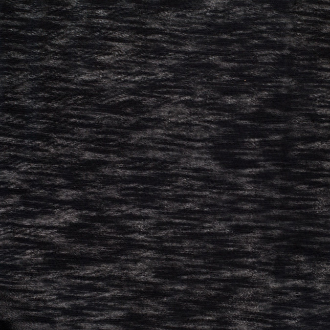 heathered black and navy cotton jersey 305524 11