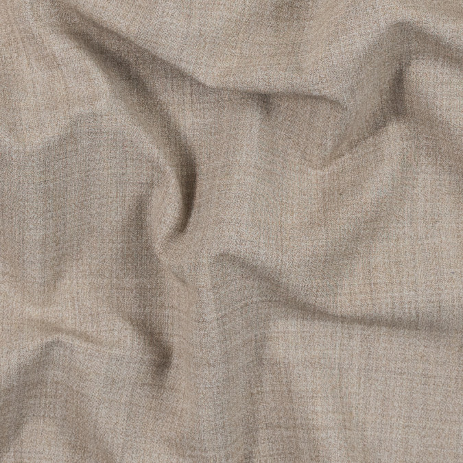 heathered candied ginger stretch suiting 314234 11
