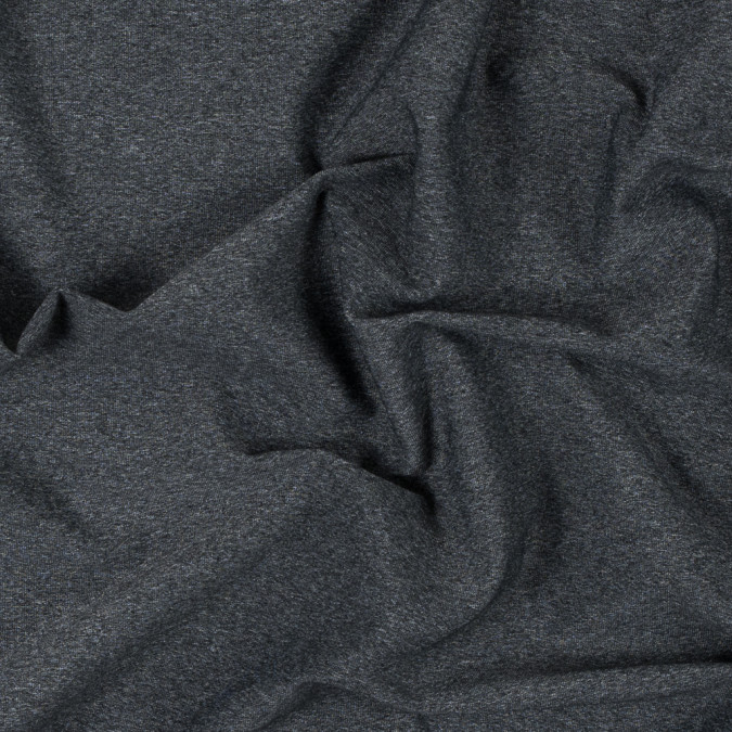 heathered charcoal stretch nylon jersey 312629 11