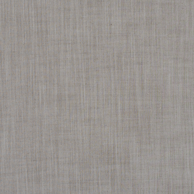 heathered simply taupe stretch polyester suiting 314458 11
