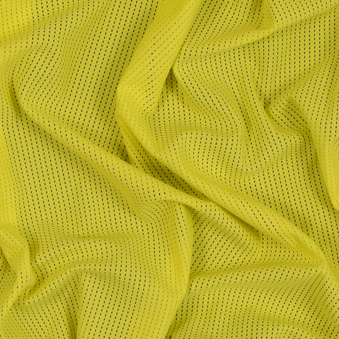 helmut lang blazing yellow knit mesh 318668 11
