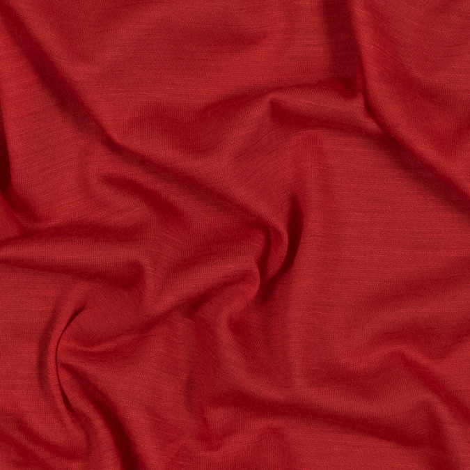 helmut lang grenadine red wool jersey knit 318295 11
