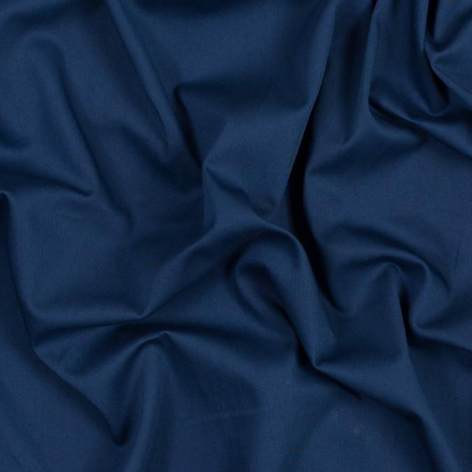 helmut lang indigo blue stretch cotton twill 317689 11