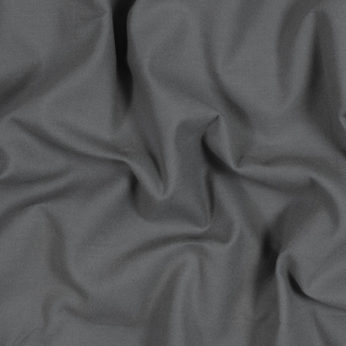 helmut lang light gray single sided cotton flannel 318221 11