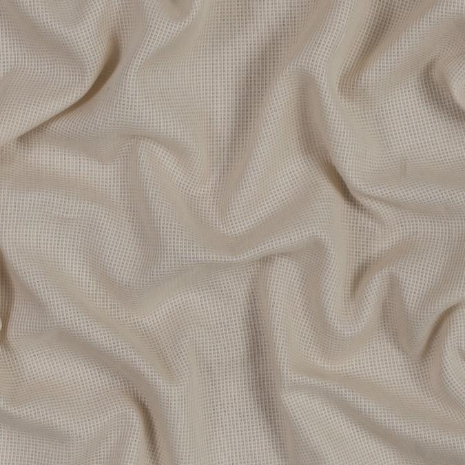 helmut lang light khaki cotton gauze shirting 317671 11