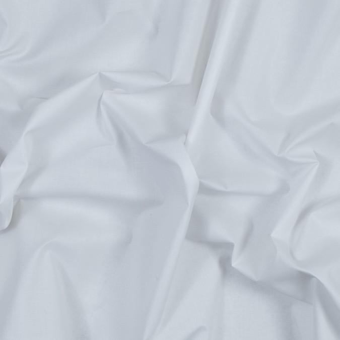 helmut lang white glossy cotton poplin 317914 11