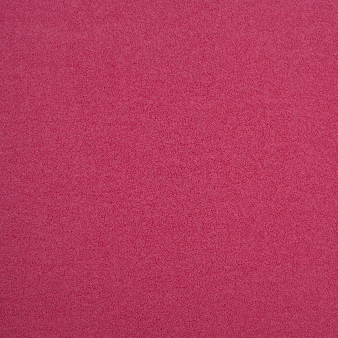 holly berry italian boucle boiled wool 301058 11
