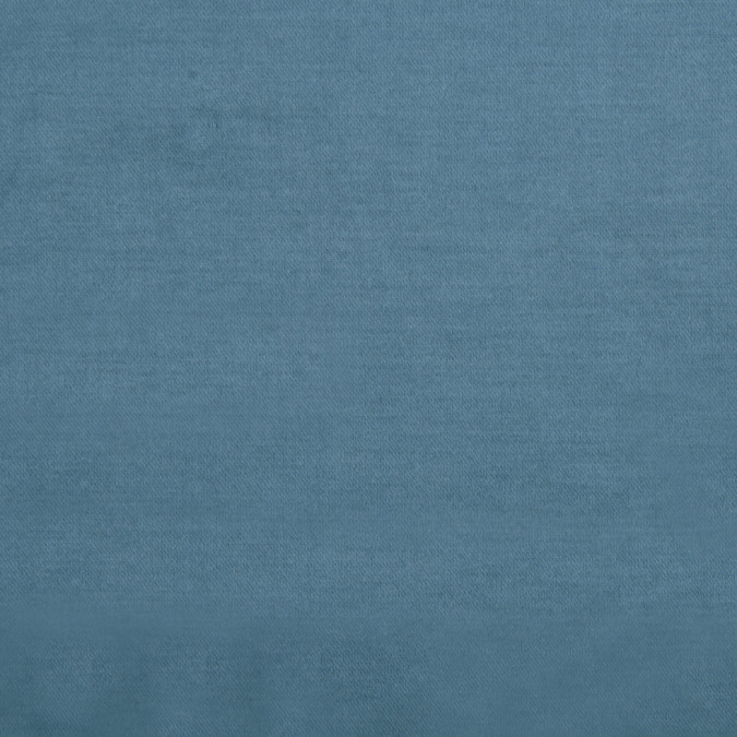 ice blue blended cotton satin faced twill 300269 11