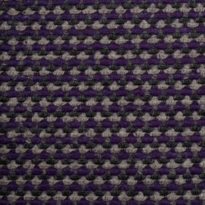 imperial purple chunky wool knit 307342 11