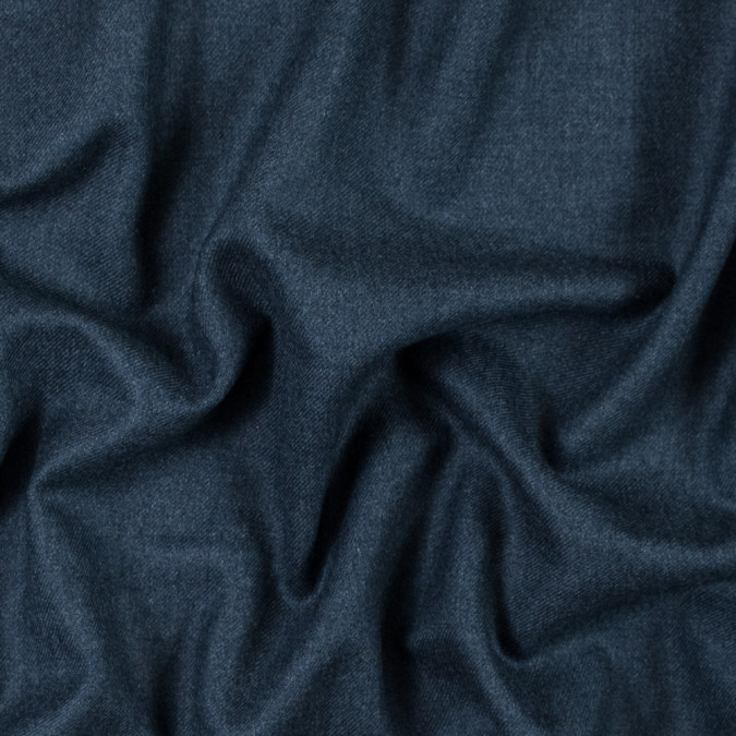 insignia blue brushed wool twill 315196 11