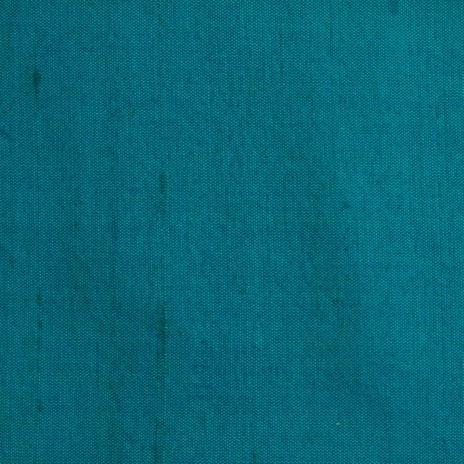 iridescent blue green solid shantung dupioni fs36003 1061 11