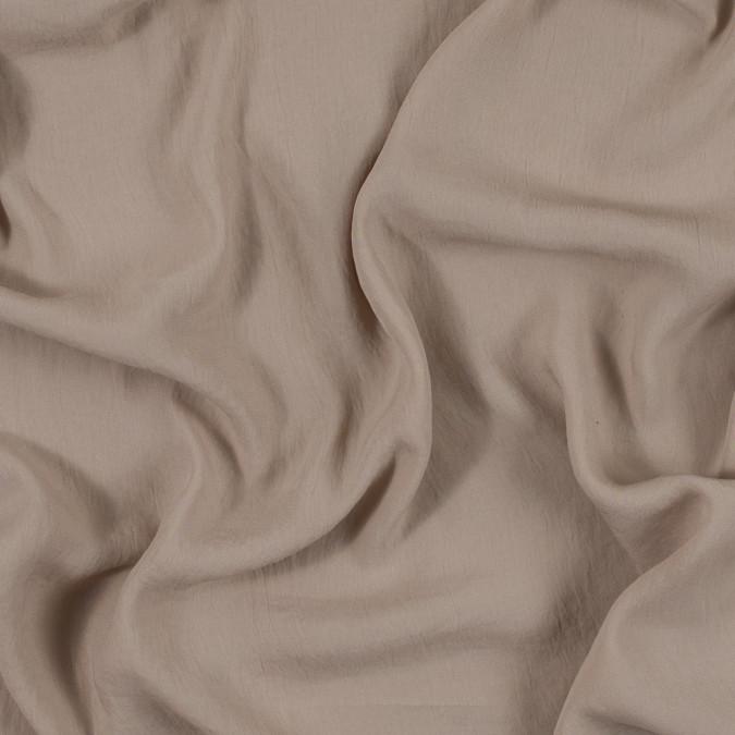 italian beige dyed washed polyester dobby 312062 11