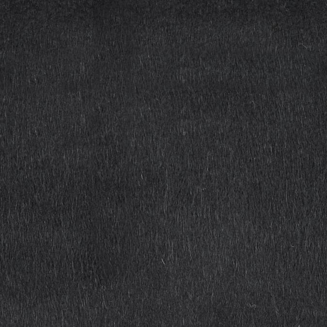 italian black angora and cashmere fleece coating 314993 11