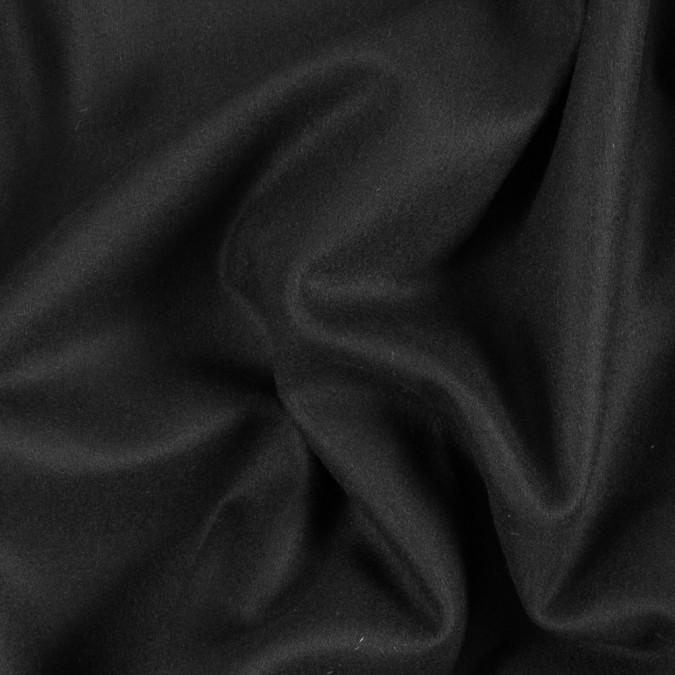 italian black felted wool coating 311614 11