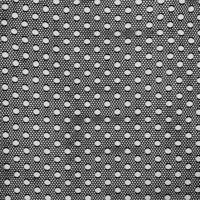 italian black geometric novelty netting 316291 11