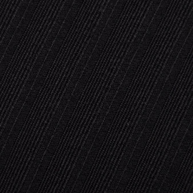 italian black solid wool twill fw11124 11