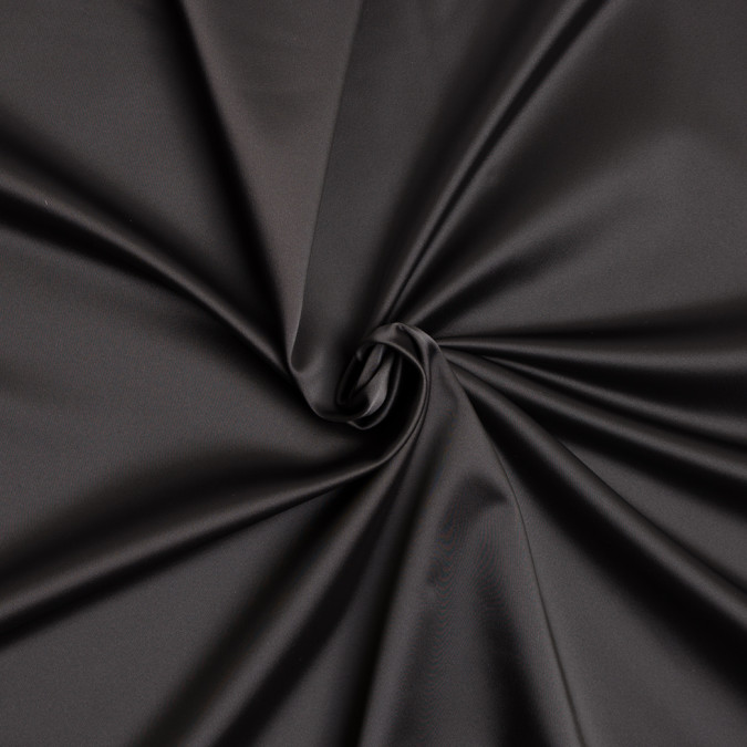 italian black stretch satin pv9600 w13 11