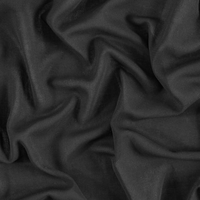 italian black stretch wool gauze fw11179 11