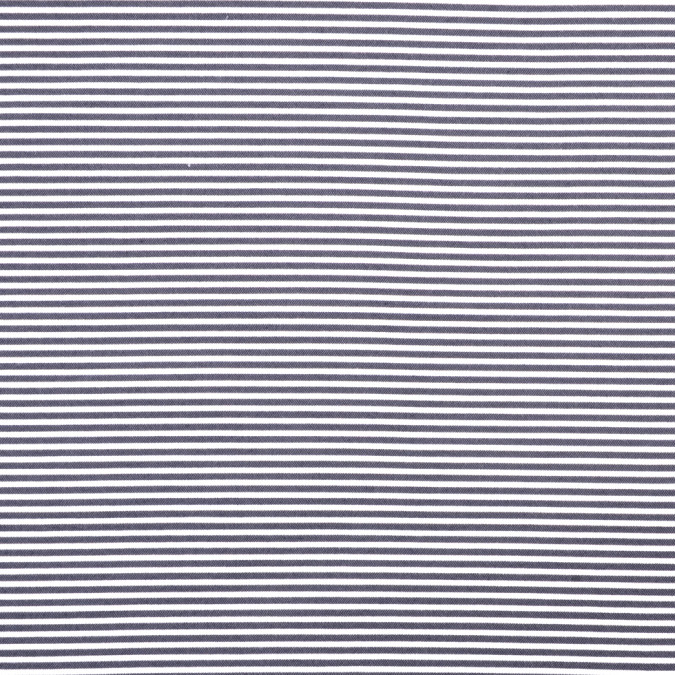 italian black striped cotton blended woven 301756 11