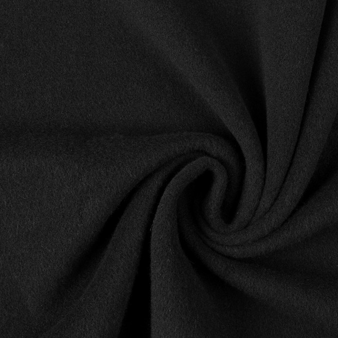 italian black wool cashmere coating 308248 11