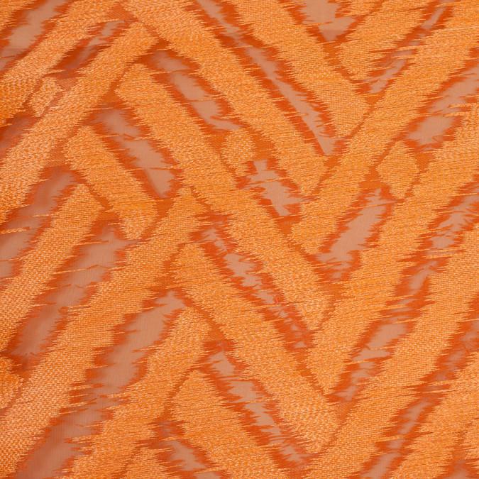 italian carolina herrera pumpkin silk raffia fs19554 11
