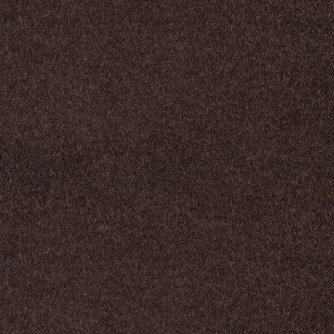 italian dark brown wool cashmere coating 307846 11