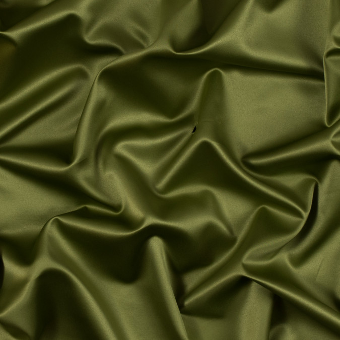 italian dark citron stretch polyester charmeuse 312023 11