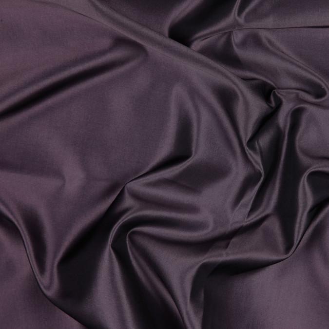 italian famous nyc designer ash purple silk taffeta fs23364 11