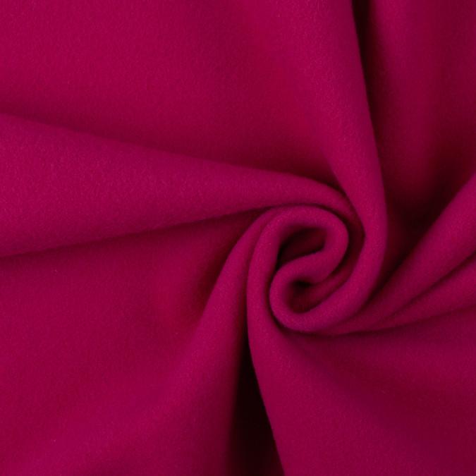 italian fuchsia wool cashmere coating 308238 11