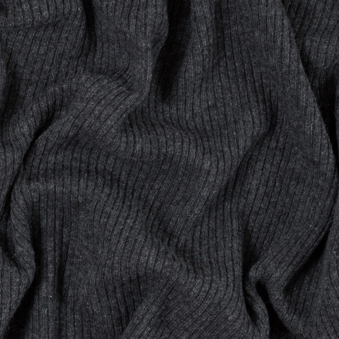 italian gray 2x2 wool rib knit 314977 11