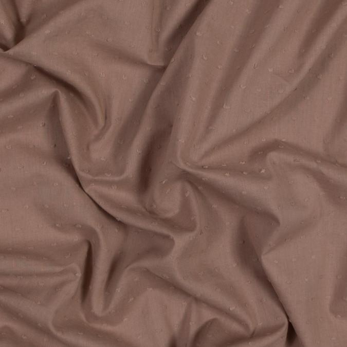 italian hazelnut cotton swiss dot 316333 11