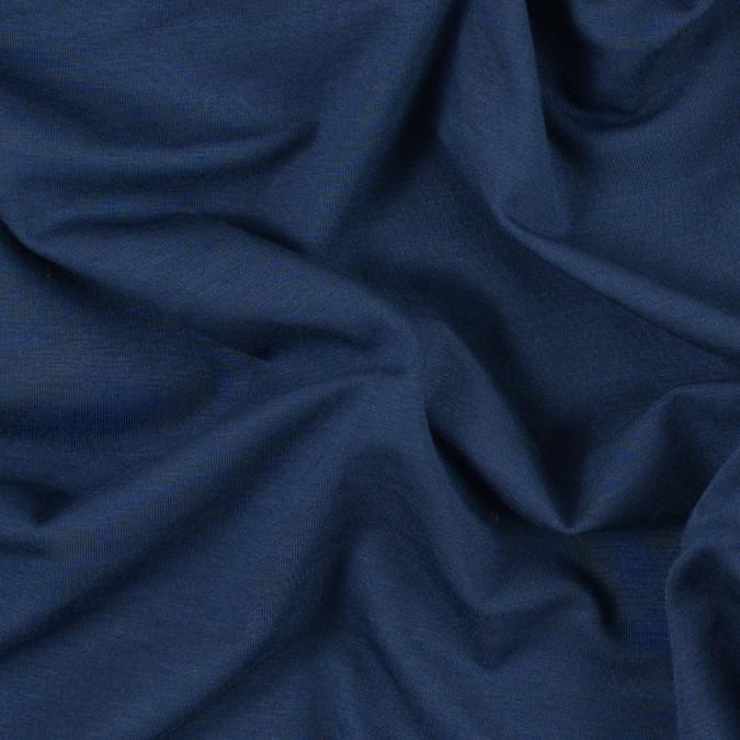 italian insignia blue stretch modal jersey 311661 11