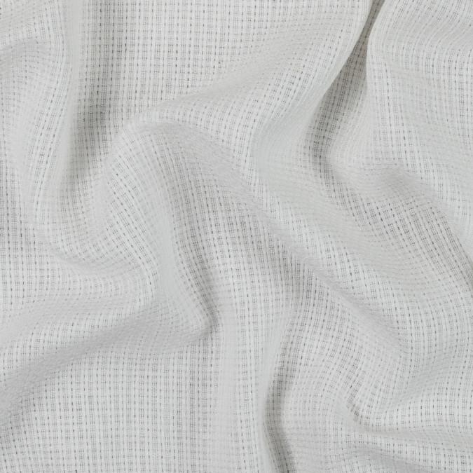 italian ivory textural linen woven 312269 11