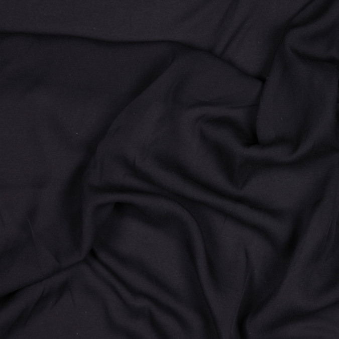 italian midnight blue stretch silk georgette fs22865 11