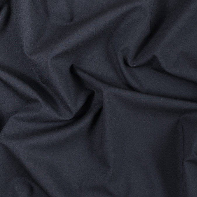 italian midnight blue stretch wool suiting 313058 11