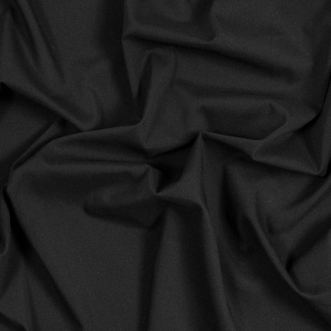 italian navy stretch silk georgette fs22880 11