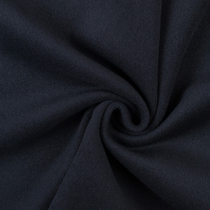 italian navy wool cashmere coating 308250 11