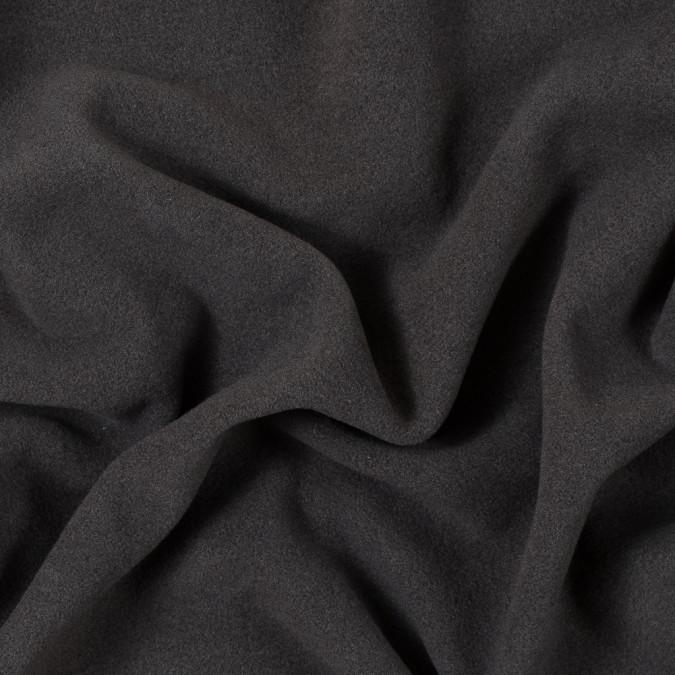 italian pewter gray angora wool coating 315564 11