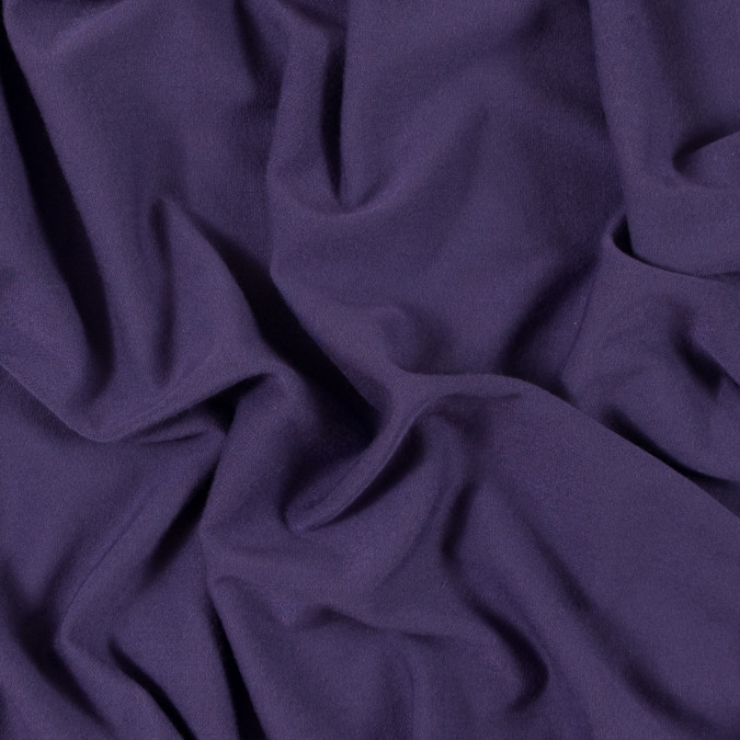 italian purple stretch rayon jersey 315605 11
