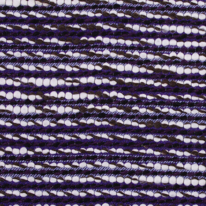 italian purple striped virgin wool 301002 11
