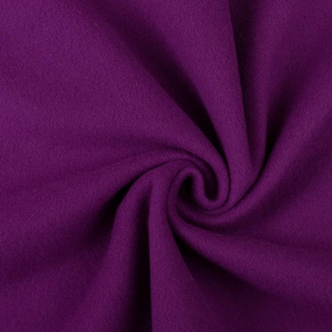 italian purple wool cashmere coating 308247 11