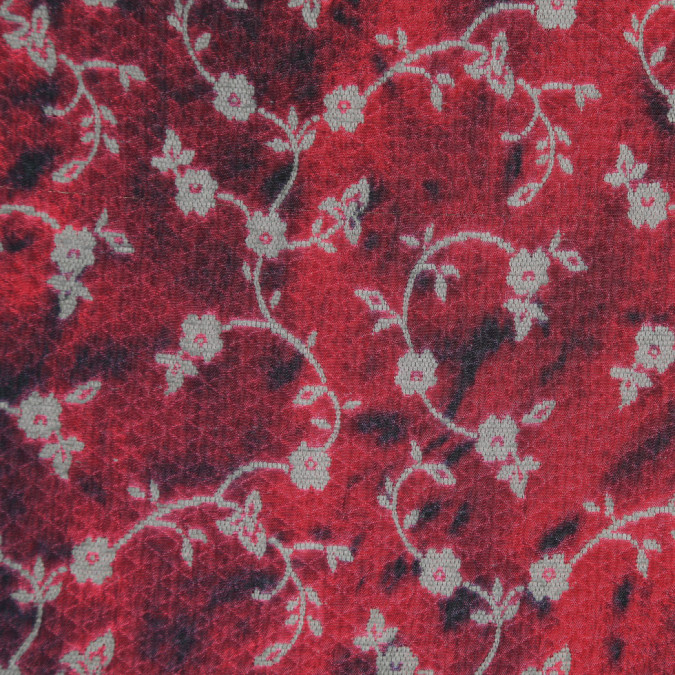 italian reversible floral polyester brocade fp19655 11