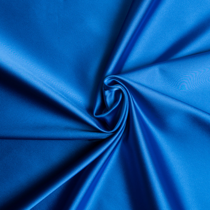 italian royal blue black stretch satin pv9600 w11 11