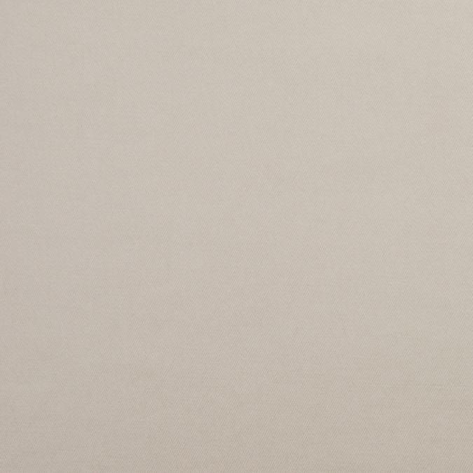 italian tan stretch cotton twill shirting 301890 11